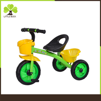 Hot sale three wheel baby carrier baby bike/fashion 3 wheels cheap kid tricycle/plastic triciclo children trike