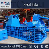 TL Scrap Metal Baler In China