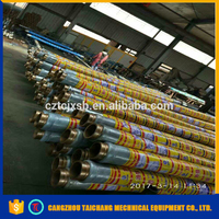 Factory price bend rubber hose with best quality and low