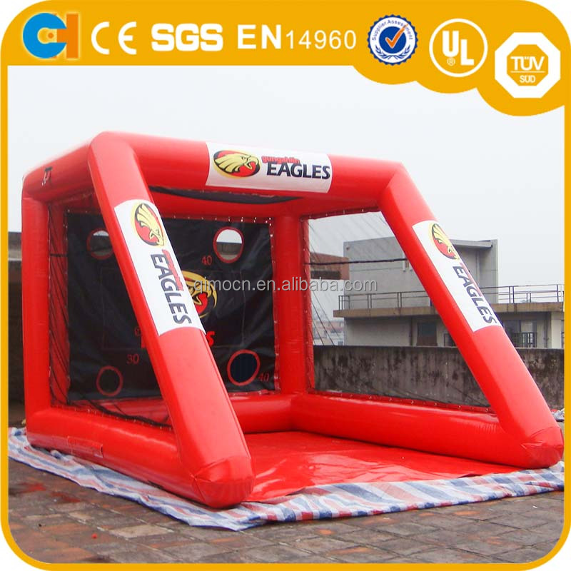 HOT inflatable football door , inflatable sports, infaltable sport game