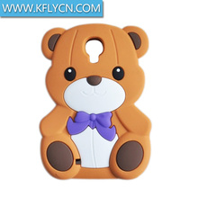 Hot Selling Silicone Case For Samsung Galaxy s4 Mini