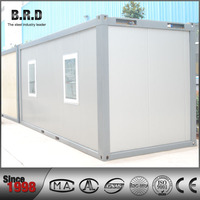 Sandwich Panel Steel Structure Prefabricated Container House Price