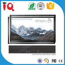 75 inch touch screen interactive flat panel touch screen display