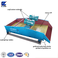 LZZG TS 1020 Wet Sand Dewatering Screen with 20-30 tph Capacity China Supplier