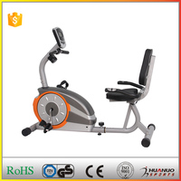 Home use fitness exercise bike recumbent bicycle