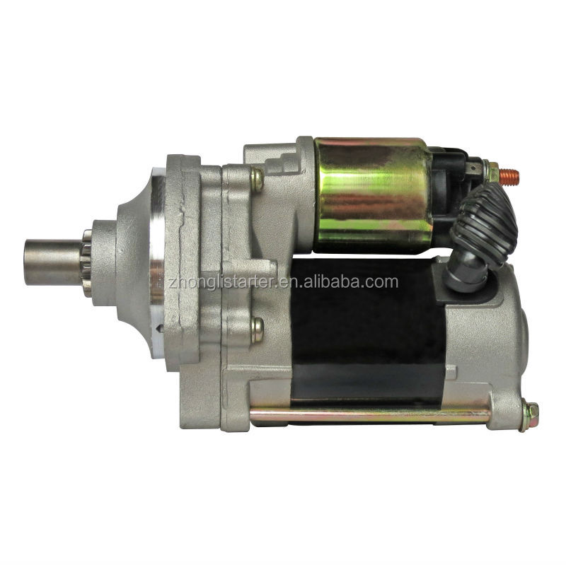 High- quality rebuilt car starter motor for Suzuki Alto Engine: 368Q