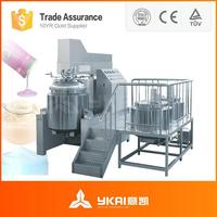 Stainless Steel CCM Cream Emuslifying Machine For Cosmetic