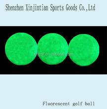 OEM Professional Customized Fluorescent Golf Ball
