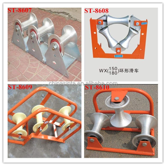 Electrical Cable Roller,Aluminium Electrical Cable Guide Roller ...