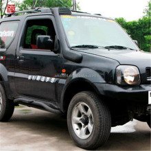 High quality 4x4 car accessories Jimny snorkel for Suzuki Jimny offroad parts jimny snorkel