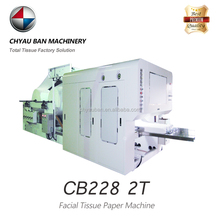 2 lines used paper tissue converting machines
