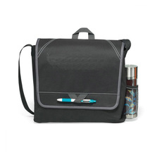 Portable Handled Custom Print Men Business Briefcase