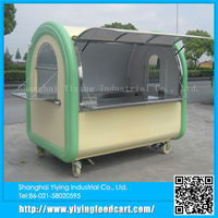 2014 YiYing YY-FR220A street bike food cart trolley for sale
