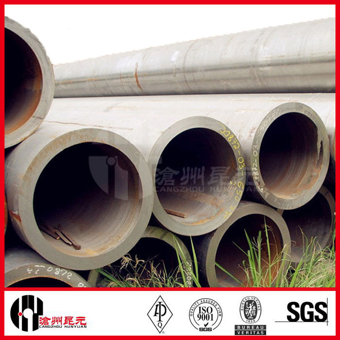 Api ct heavy wall carbon seamless pipe oil steel