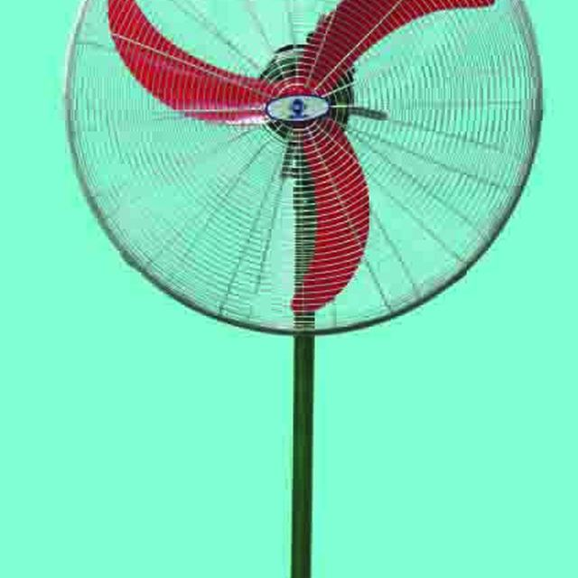 2017 factory price cheap industrial stand fan