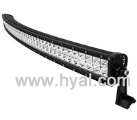 Aluminum offroad led light bar heat sink