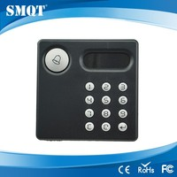 single door access control systems with keypad and display