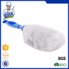 Mr.SIGA 2016 New Cleaning Style Duster 22CM Length TPR Handle White Polyester Duster