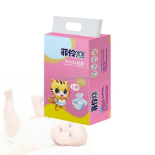 High Absorption Disposable Baby Nappies Plastic