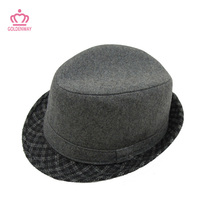 cheap Fancy Dress Fedora Trilby Hat