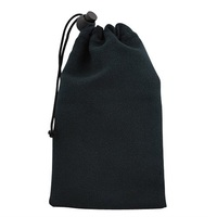 Single Drawstring Velet Mobile Phone Pouch
