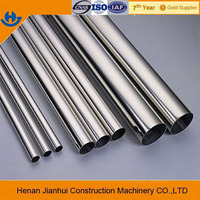 china manufacturer construction and decoration with 304 welded stainless steel pipe
