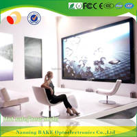 Full HD electronic televisions manufacturing led tv 32 inch with Narrow frame design and USB