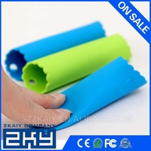 Hot New Products for 2015 Small Cheap Useful Silicone Garlic Peeler