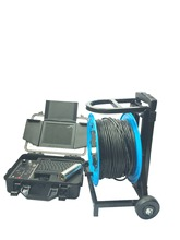Underwater Professional 30m to 100m Cable Sewer Inspection Camera Water Well CCTV Camera