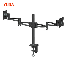 "adjustable monitor mount lcd arm for 13""-27"" screens"