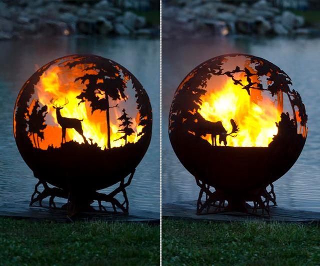 Garden Outdoor Metal Sphere World Map Globe Fire Pits - Buy Metal Fire Pit  Designs,Outdoor Fire Pit,Gas Fire Pit Product on Alibaba.com - Garden Outdoor Metal Sphere World Map Globe Fire Pits - Buy Metal