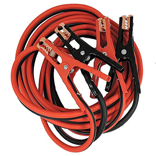 6 Gauge Car Truck Van Suv Jumper Cables Power Booster cable