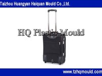 sell precise plastic luggage case parts mould