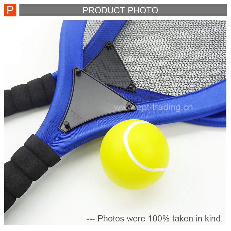 New clothes beach tennis paddle racket toys for sale