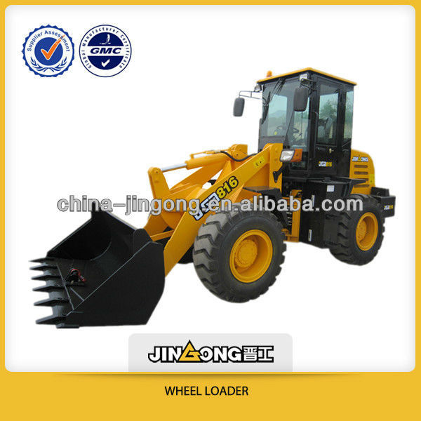 frontend loader 1.6 ton zl16 wheel loader weighing system
