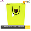 Alibaba New Design Cheap Popular Rectangle Green Full Color Coffee Bag