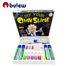 Glow In The Dark Slime Non Toxic Slime Make Your Own Slime kit