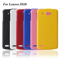Candy Colorful Fashion Matte Finish Hard Case For Lenovo S920