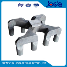 Prebaked Carbon Anode Bracket Anode Steel Yoke for Aluminium Smelter