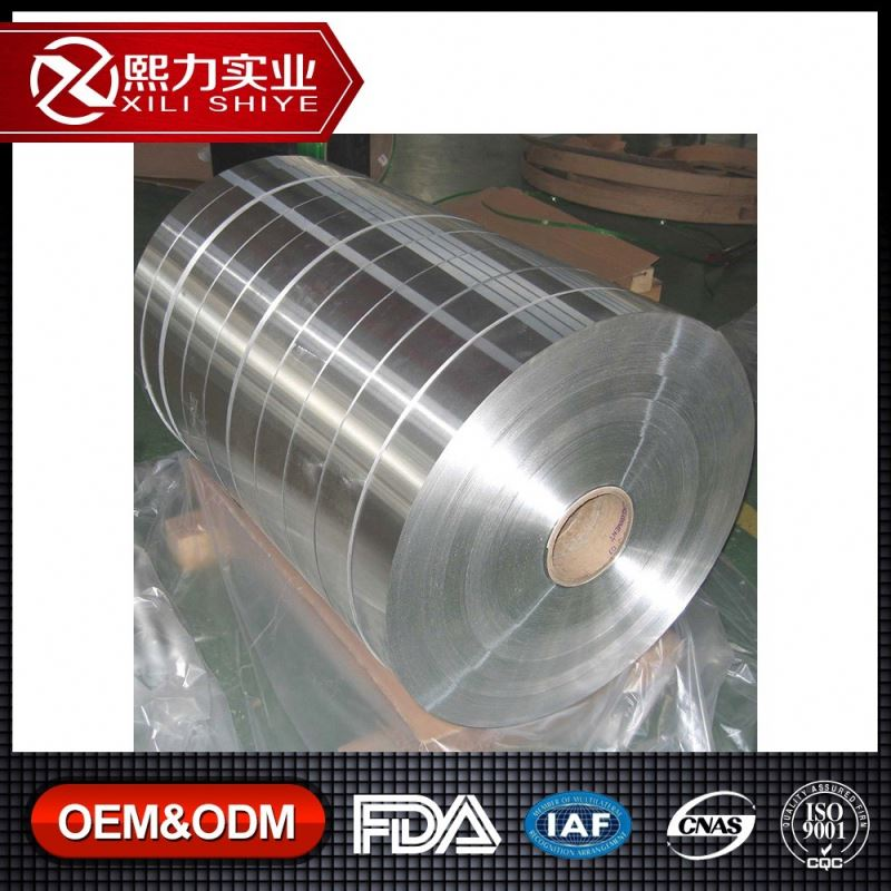 Custom-made 1050 Aluminium Edging Strip For Glass Aluminium Producer
