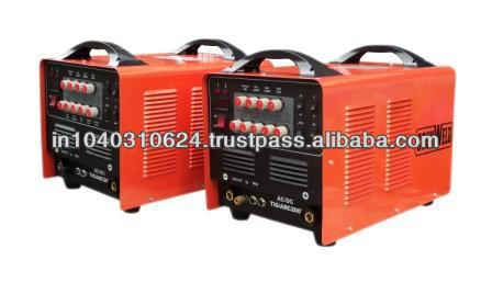 AC/DC TIG Welding Machine (IGBT, pulse type, square wave)