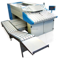 Industrial used automatic towel folding machine for sale