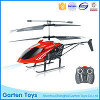 Electric funny infrared 2CH red alloy series rc helicopter