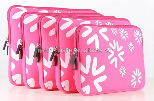 Promotion Neoprene tablet case / laptop cover Sleeve / laptop Inner protection case(SA8000, SMETA, BSCI audited factory)