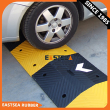 Eastsea Rubber Factory Rubber or Plastic Speed Humps Traffic Calming