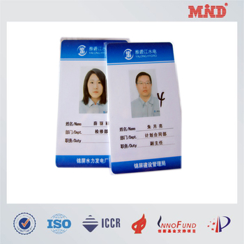 Mdc1276 Make Company Id Card Access Card - Buy Make Company Id ...