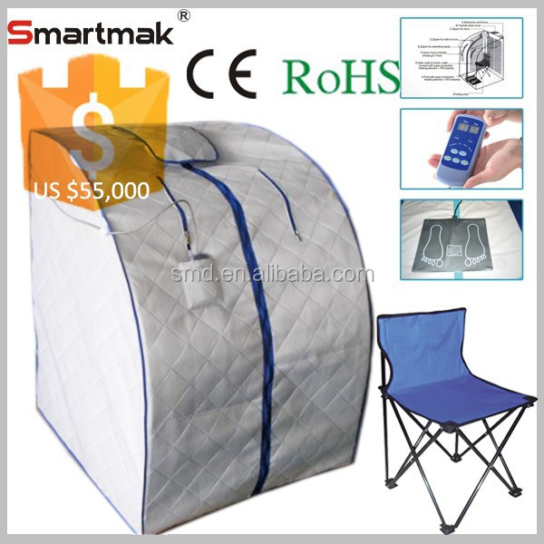 Hot selling FIR Relax Slimming Detoxification sauna and beauty portable infrared sauna