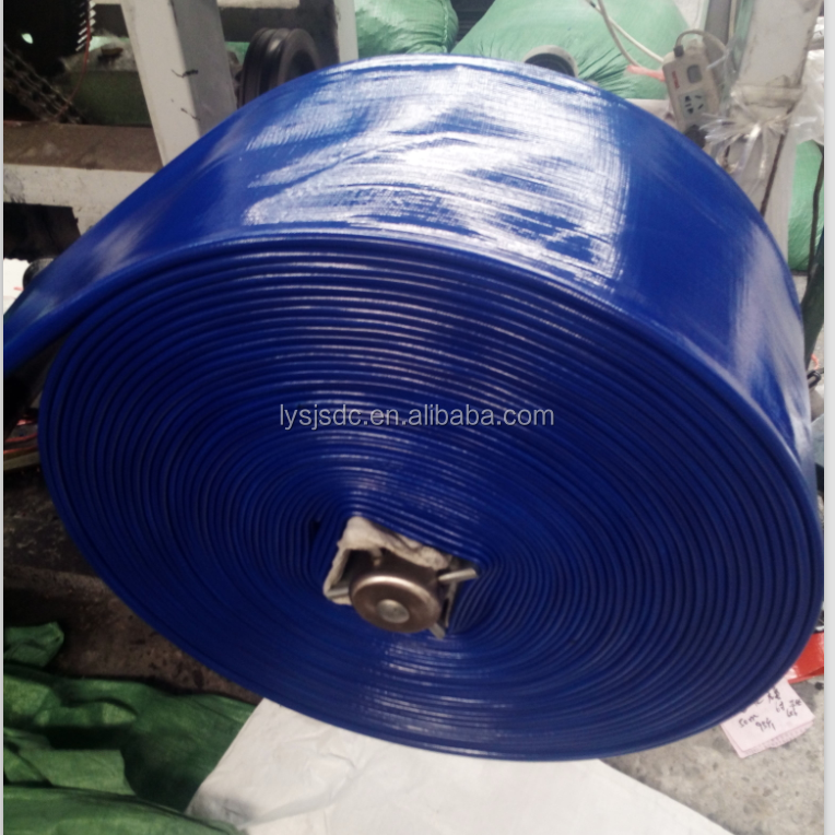 1 inch 3 inch 4 inch 6 inch 10 inch PVC lay flat irrigation pipe hose