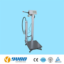 gas cylinder filling weighing scale / lpg station equipment