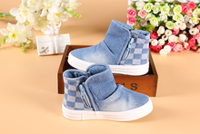 FC2257 wholesale hot sale canvas kids shoes outdoor casual children shoes